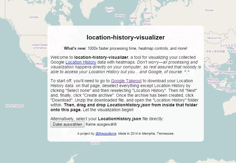 location-history-visualizer
